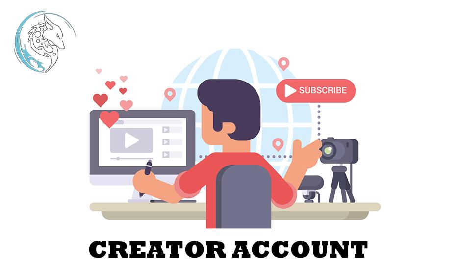 خصوصی: حساب Creator account چیست و چه کاربردی دارد؟